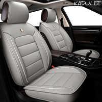 Kaduleeオートカーシートカバー用ボルボxc60 v50 v70 s60 s40 xc70 c30 xc90 s80オートアクセサリー車のスタイリングカーシートプロテクター