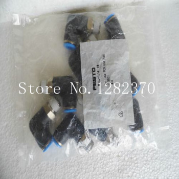[SA] New original authentic special sales FESTO gas fitting QSL-1 / 4-10 spot 153051 --20pcs/lot [sa] new original authentic special sales rexroth sensor switch r412004580 spot 2pcs lot