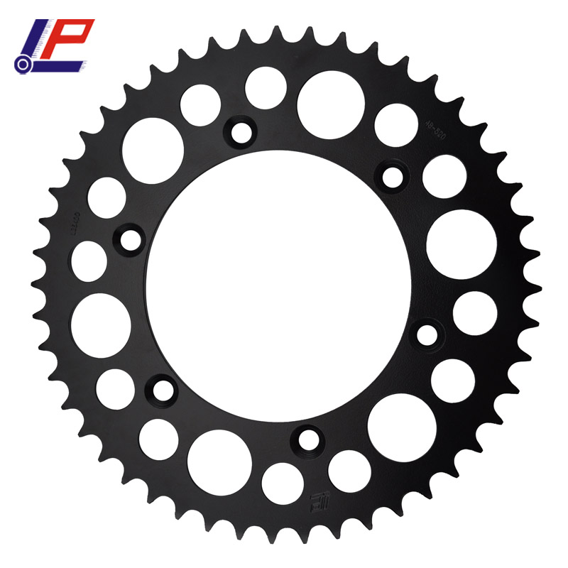 Motorcycle Rear Sprocket 48T 51T Gear For BMW G 450 X APRILIA 550 SXV 450 RXV