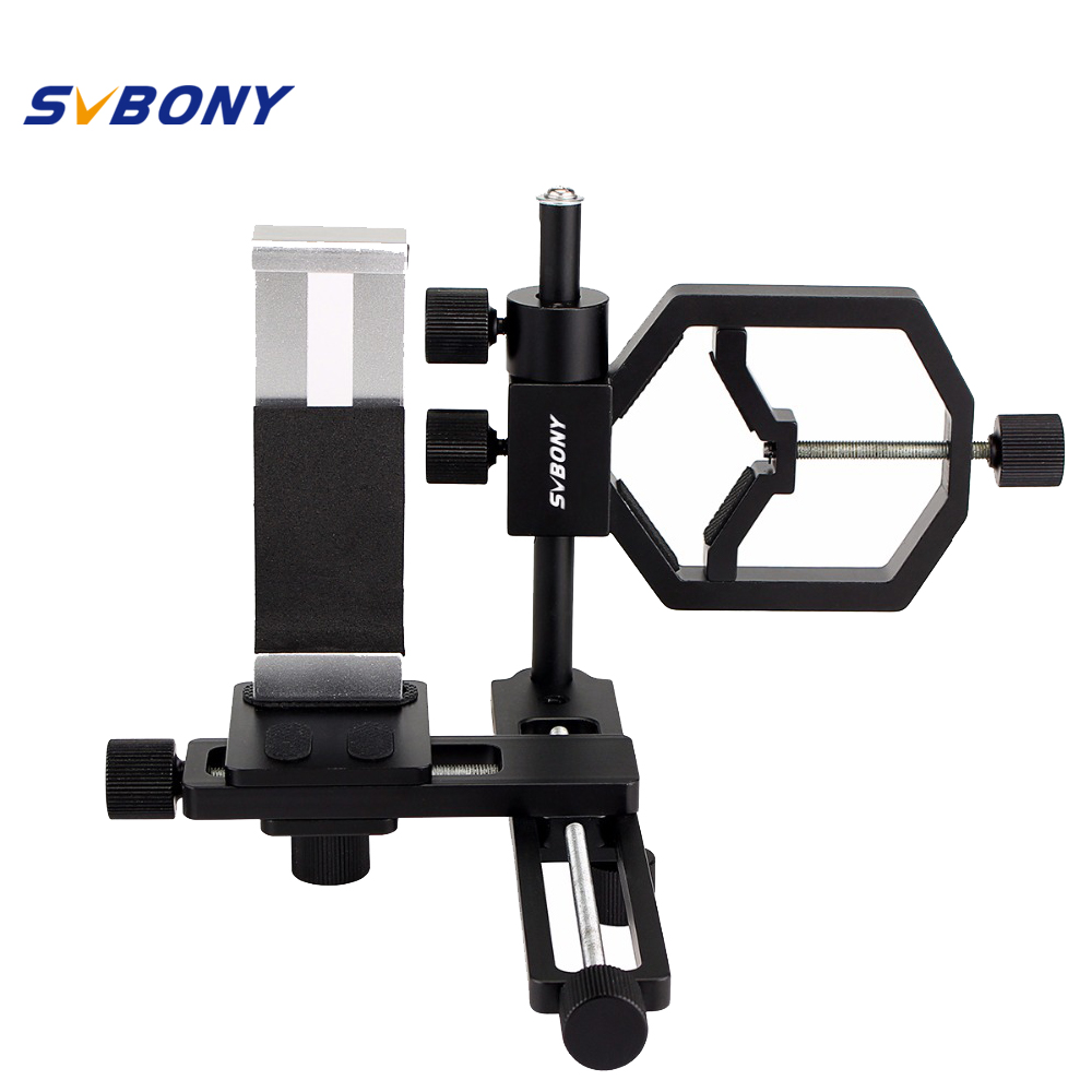 SVBONY Universal Stand Mount for Telescope Mobile Phone