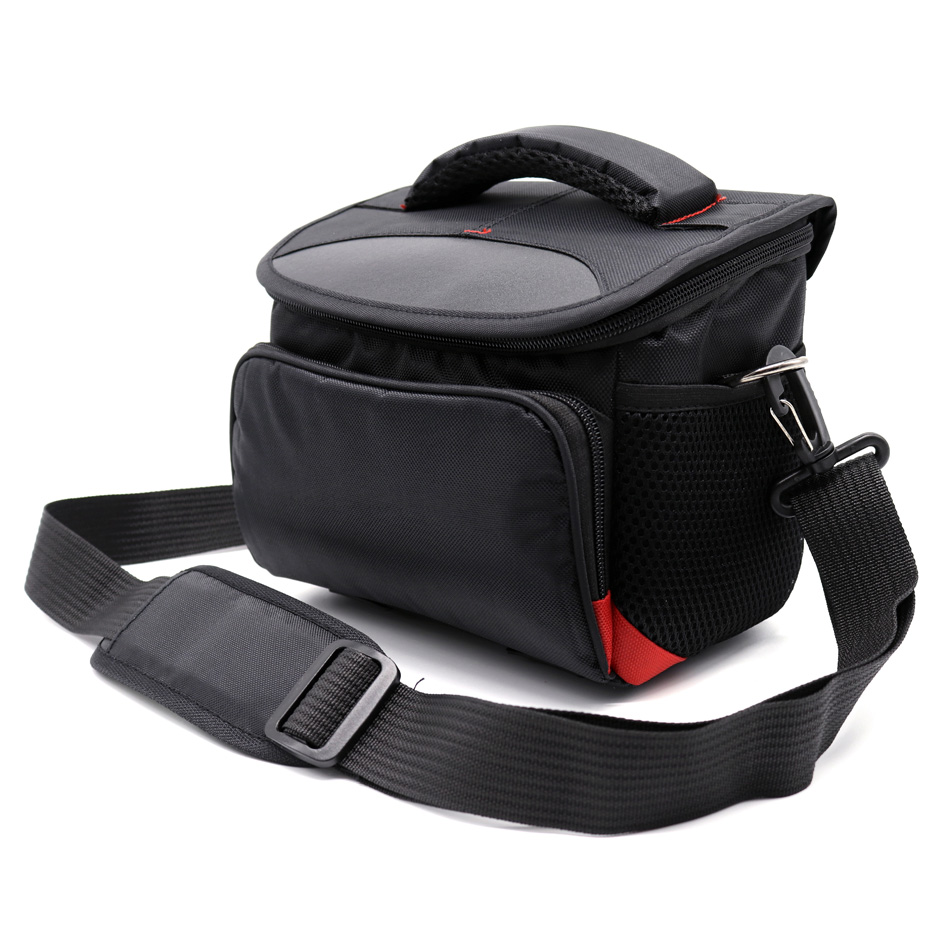 Waterproof Camera Bag Case for Canon EOS M5 800D 760D 750D 700D 1300D 1200D 1100D SX60 SX50 G3X 100D 550D 600D 650D 18-55mm Lens