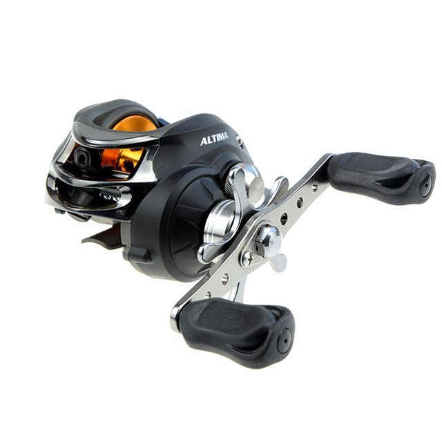 Dmk Bait Casting Fishing Reel 10bb Ball Bearing Gt 6 3 1 Left Right Hand One Way Clutch High Speed Lure Reel For Carp Pesca Fishing Reels Aliexpress