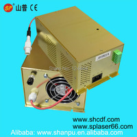 100w Co2 Laser Power Supply For Laser Cutting Engraving Machine 80w Laser Tube Shanghai SP V4