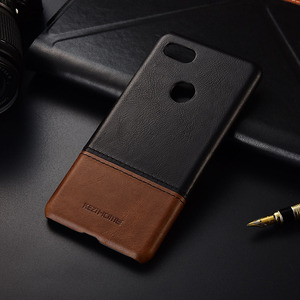 Image 2 - Thin retro genuine leather case For google pixel 2 3 4 XL back cover 3a 2xl 3xl 4xl phone shell bumper
