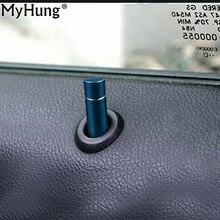 Car Door Lock Stick Pin Cap Cover Trim For Chevrolet Cruze Trax Malibu Mokka Opel ASTRA J Insignia Sedan Sport Tourer 4pcs