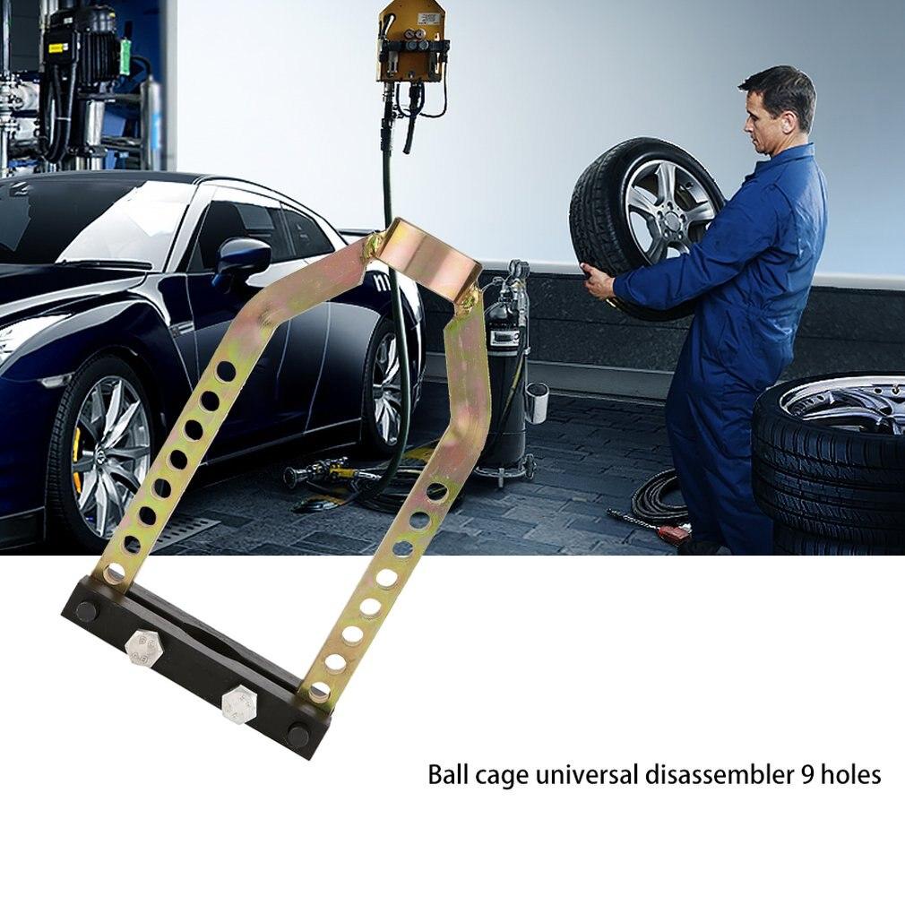 Practical Adjustable Cv Joint Puller Tool Propshaft Separator Splitter Remover Car Drive Shaft For CVJ Assembly Useful Tool