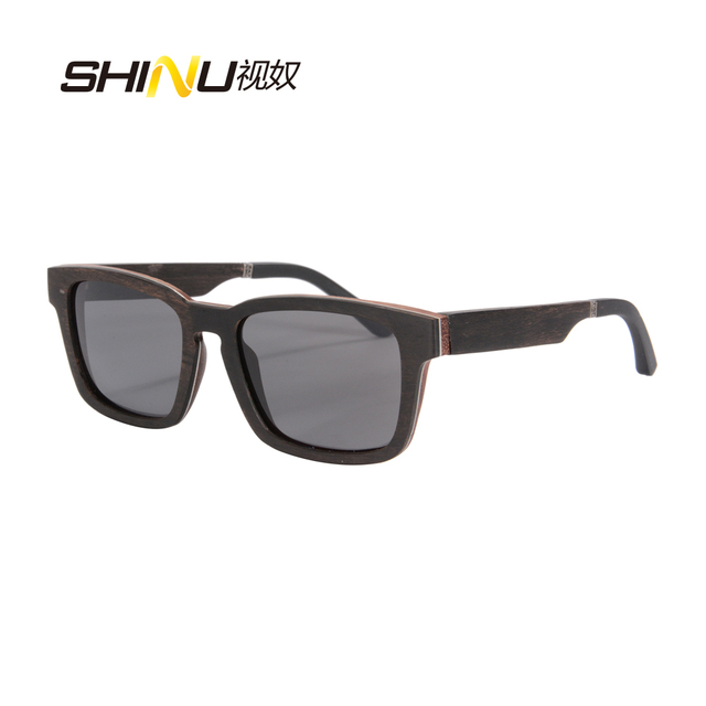Ebony glasses