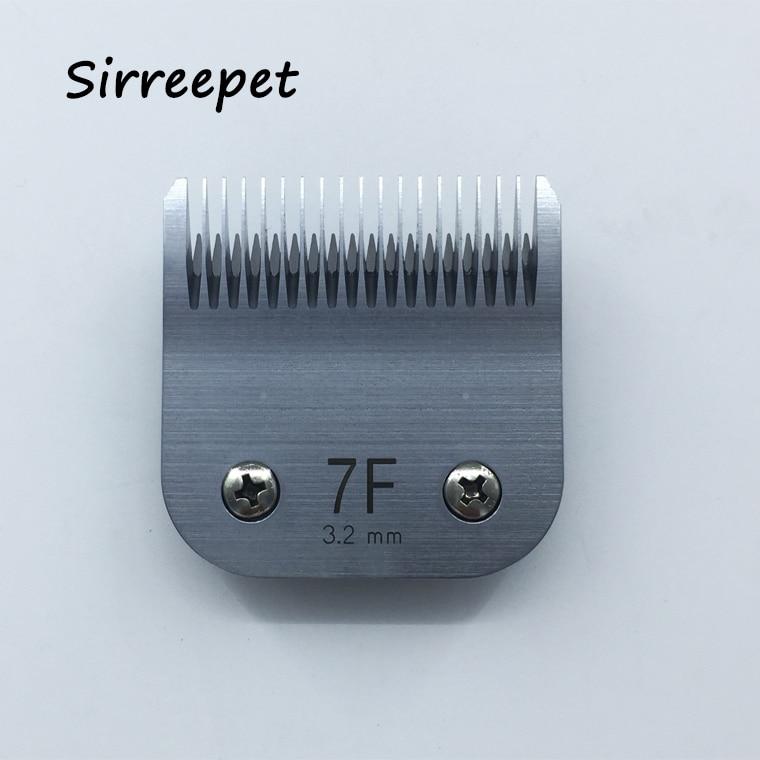 7F (3.2mm) Clipper знімний лезо для догляду за собаками