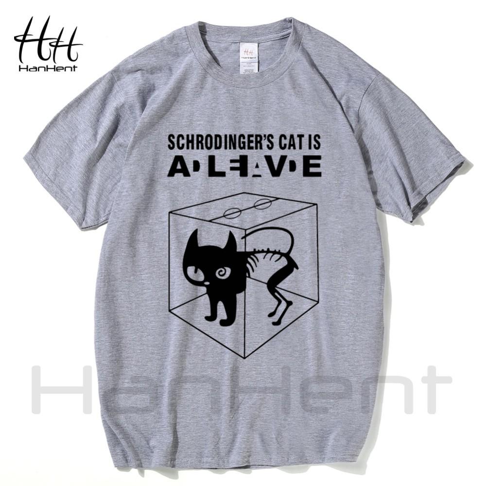 HanHent The Big Bang Theory T-shirts Men Funny Cotton Short Sleeve O-neck Tshirts Fashion Summer Style Fitness Brand T shirts 9