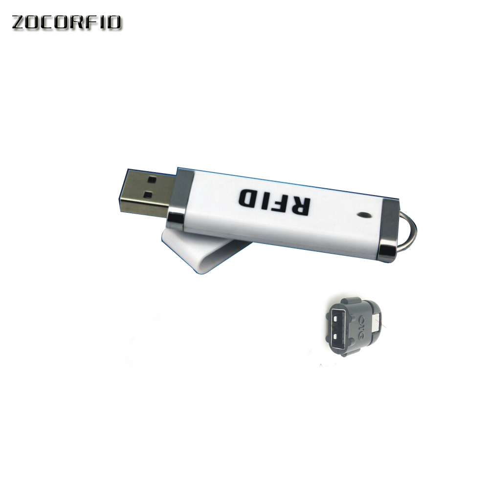 The Newest  MIni USB RFID ID Contactless Proximity Smart Card Reader 125KHZ EM4001 Support Windows/ Android/I-paid+1  Cards