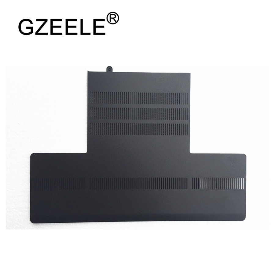 GZEELE new Laptop For HP For Envy17 Envy 17-J 17-j000 Series 17Bottom Hard Drive Memory Wireless HDD Cover Door 6070B0661501 E gzeele new laptop for hp for envy17 envy 17 j 17 j000 series 17laptop lcd screen bezel touch version b shell