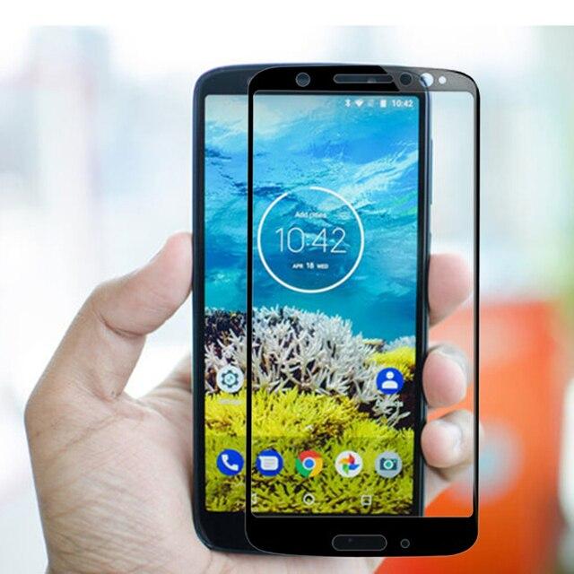 pretty nice 18350 3687b US $1.99 |Aliexpress.com : Buy For Motorola G6 Plus G6 play Case Tempered  Glass Screen Protector For Motorola Moto G5s E4 Plus G5 motog6 Protective  ...