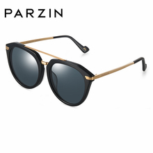 PARZIN Brand Women Pilot Sunglasses Quality HD Polarized Lens Fashion Summer Anti-uv For Accessories PZPOL9757