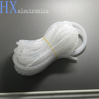 Free Shipping 1PCS Diameter 8mm Winding Tube Covered Wire Tube Wire Insulation Tube