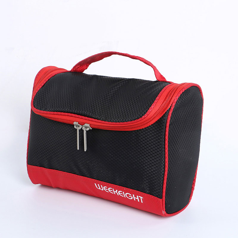 Wash bag travel waterproof men's and women travel business trip portable bag cosmetic bag make up pouch cosmetics cases hanging new arrival female zipper cosmetics bag large cosmetic bag women make up bags portable travel make up pouch