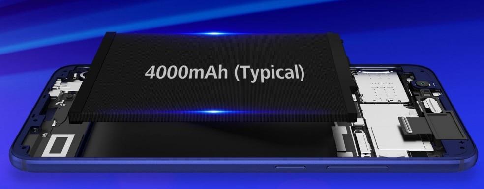 5,7 дюймов huawei Honor 8 Pro 6 ГБ Оперативная память 64 ГБ Встроенная память смартфона экран 2k KIRIN 960 Octa Core Две задних камеры 2560*1440 NFC 9 V 2 A