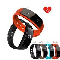 QS80 Smart Wristband Blood Pressure Bracelet Heart Rate Fitness Sleep Measure Waterproof Call Tracker For Xiaomi