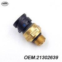 High Quality NEW Genuine Fuel Pressure Sensor 21540602 20898038 For VOLVO Truck Diesel Engine 21302639