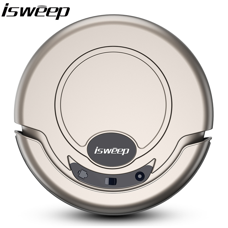 2017 New arrival Ultra Thin Intelligent Vacuum Cleaner Sweep Floor Robot Vacuum Cleaner with Strong Suction Super Quiet Design цена и фото