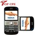 original Refurbished NOKIA E5 cell phones unlocked brand nokia E5 3G 5MP camera mobile phones bluetooth mp3 player
