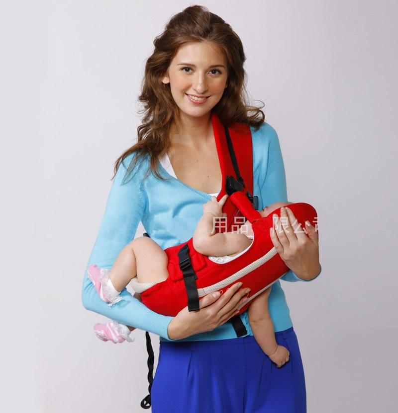 0-24 mois avant face bébé sac à dos transporteur 4 en 1 infantile multifonction fronde sac à dos emballage fronde bébé kangourou transporteur