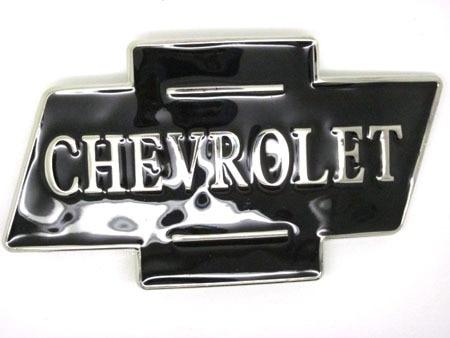 d96466eeb52c Noir Chevrolet Ceinture Boucle dans Boucles et Crochets de Maison ...