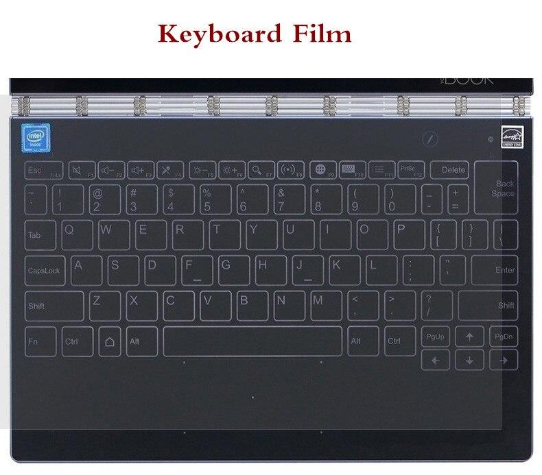 Seluruh Film Pelindung Untuk Lenovo Yoga Book 10.1 Inch Tablet PC - Aksesori tablet - Foto 3