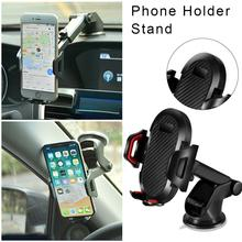 Car Phone Mount Dashboard Car Phone Holder Washable Strong Sticky Gel Pad With O