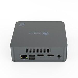 Image 3 - Beelink Mini PC U55 Core I3 5005U, 8GB, 256GB, WiFi de doble banda, 1000mbps, Bluetooth 1000, compatible con Win10, 64 bits, mini pc de bolsillo