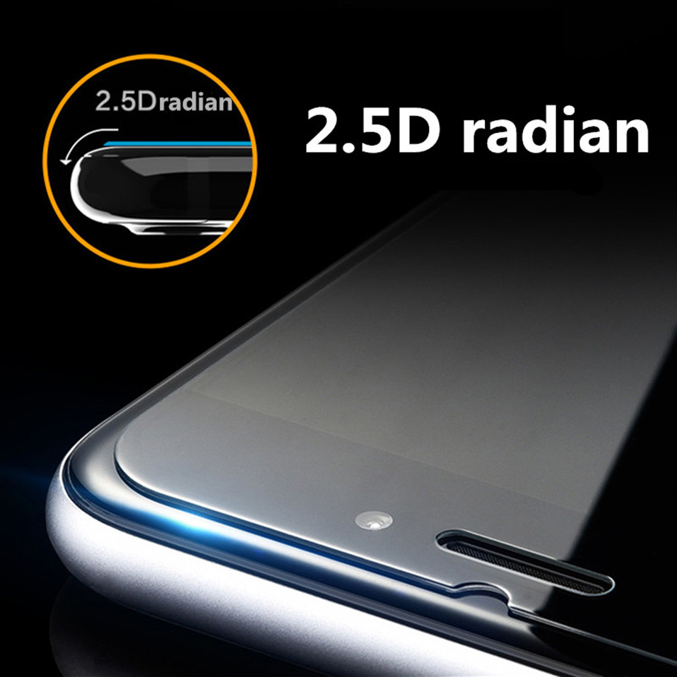 iphone 5 5s se screen protectors protective film  tempered glass (8)