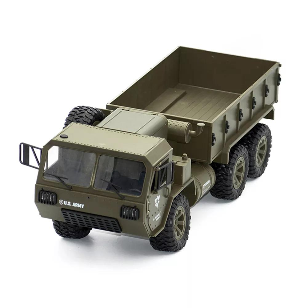 Child Boys Remote Control Car Fayee FY004A 1/16 2.4G 6WD RC toy Car US Army Military Truck RTR Vehicle Crawler  Outdoor GamesChild Boys Remote Control Car Fayee FY004A 1/16 2.4G 6WD RC toy Car US Army Military Truck RTR Vehicle Crawler  Outdoor Games