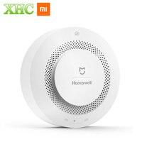 Original Xiaomi Mijia Honeywell Smart Fire Alarm Smoke Detector Alarm Work with Mihome APP Control