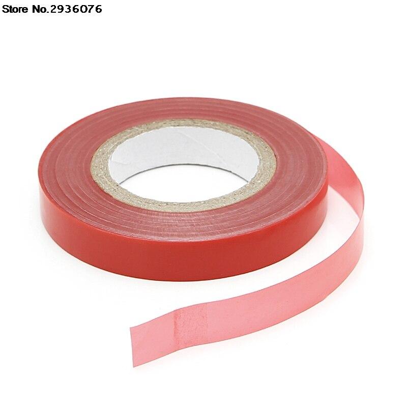 Garden Tape Tree Film Graft Branch Bind Belt PVC Tie Tools 1.1CM x 30M / Roll Bonsai Garden Tools Tapener Tapertool