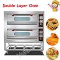 Kommerzielle Elektrische Ofen Kuchen, Der Maschine Pizza Werkzeuge Multi Funktionale Vertikale Toaster Küche Doppel Schicht Ofen