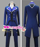 Free Shipping K Project Saruhiko Fushimi Cosplay Costume