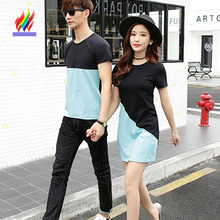 Couple Clothes For Lovers Cotton T-Shirt