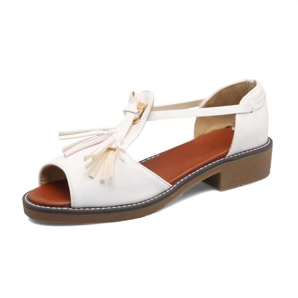 2017 mode nouvelle vente Sandalias Mujer mode gladiateur sandales femmes grande taille 34-43 chaussures sandales décontractées dames dame femmes C30