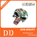 NEW Car Styling 3D Car Helmet Stickers Decals Emblem Symbol Creative personalized Stickers Skull Punisher for All Cars