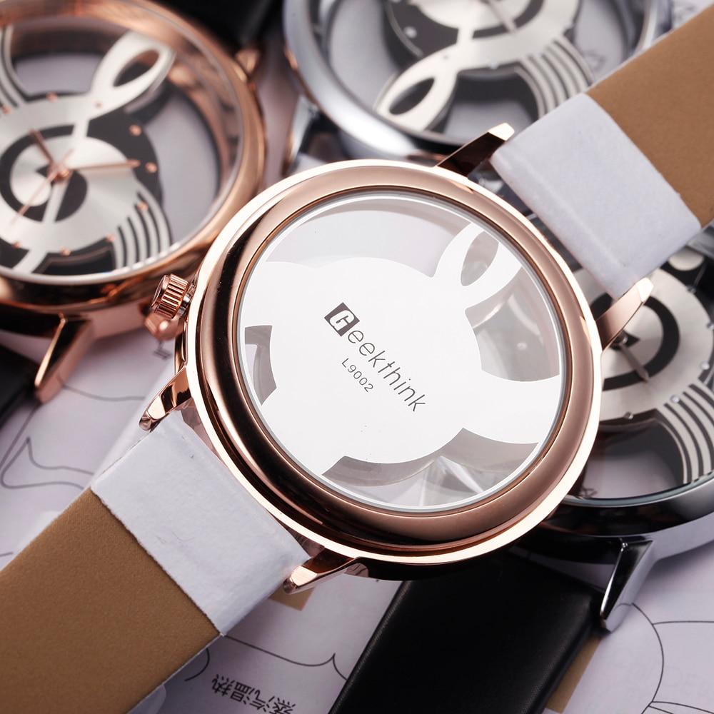 GEEKTHINK Μοναδικό γυναικείο ρολόι - Γυναικεία ρολόγια - Φωτογραφία 6