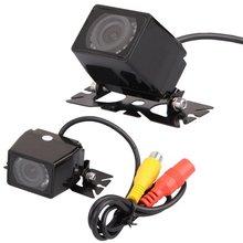 5 Packs Reverse Camera Mirror From 9 LED IR Waterproof Parking Car