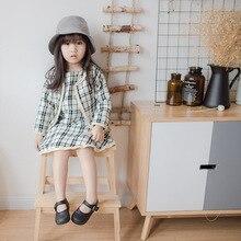 Anlencool Children Wear 2018 Autumn New Girls Korean Edition Children's Two-piece Children's Fashion Set Baby girl clothing set
