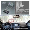 Автомобильный дисплей HUD для KIA K5 Optima 2010 ~ 2015  отражающий информацию об автомобиле на ветровое стекло  для сохранения лучшего состояния