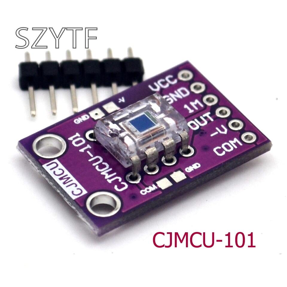 CJMCU-101 OPT101 Analog Light Intensity Module Light Sensor Chip Photodiode
