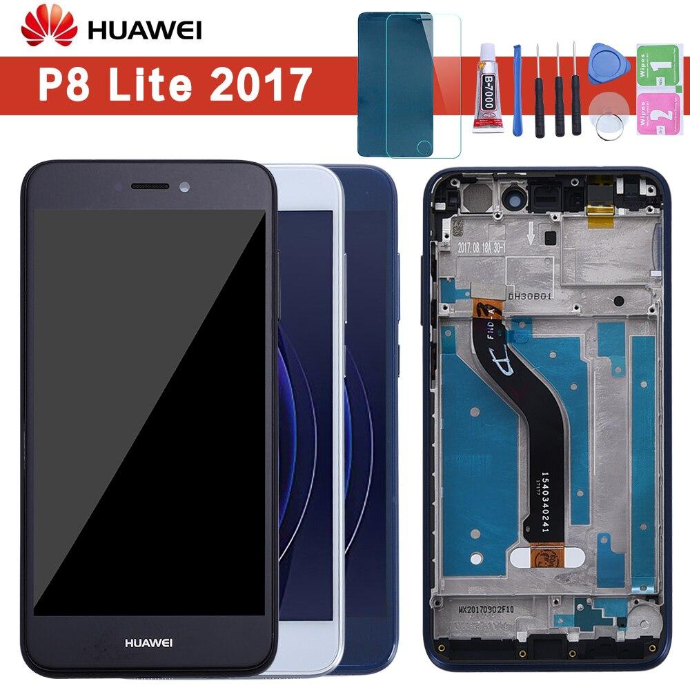 Per Huawei P9 Lite 2017 Display LCD Dello Schermo di Tocco Per Huawei P9 Lite 2017 LCD Con Cornice P8 lite 2017 PRA LA1 LX1 LX2 LX3Per Huawei P9 Lite 2017 Display LCD Dello Schermo di Tocco Per Huawei P9 Lite 2017 LCD Con Cornice P8 lite 2017 PRA LA1 LX1 LX2 LX3