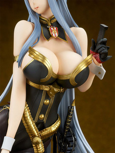 Image 5 - Ques Q Valkyria Chronicles Selvaria Bles Bunny Ver. PVC Action Figure Anime Sexy Girl Figure Model Toys Collection Doll Gift