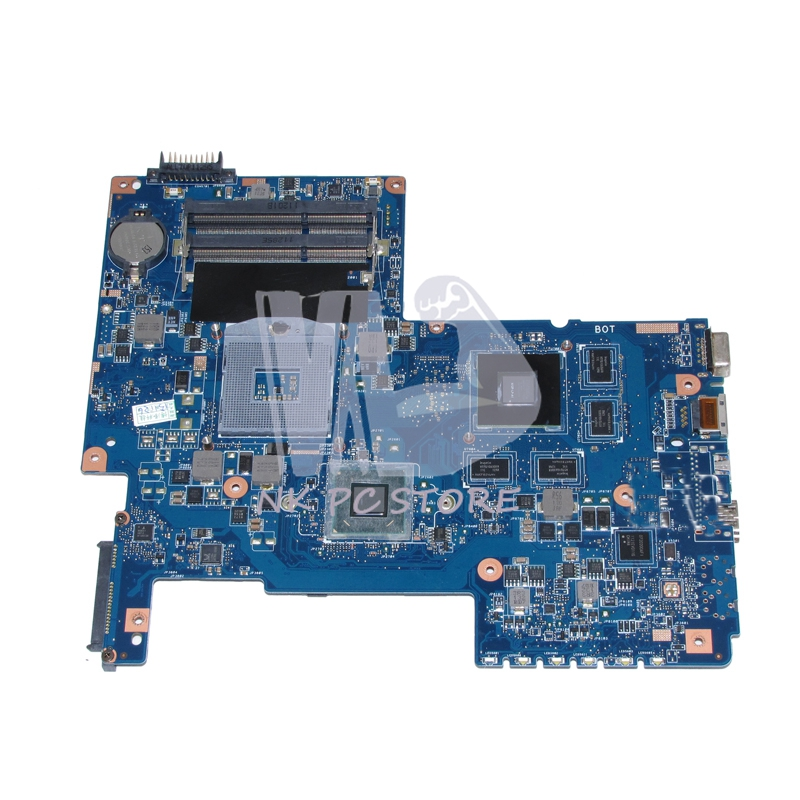 H000034860 PN 08N1 0NA1J00 Main Board For Toshiba Satellite L775 Laptop Motherboard HM65 DDR3 GT525M Video