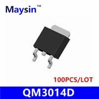 100PCS N-CHANNEL 30V QM3014D QM3014 TO252 HIGH QUALITY