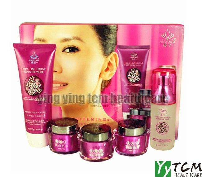 ФОТО jiaoling yanwosu 3+2 removing spot cream set