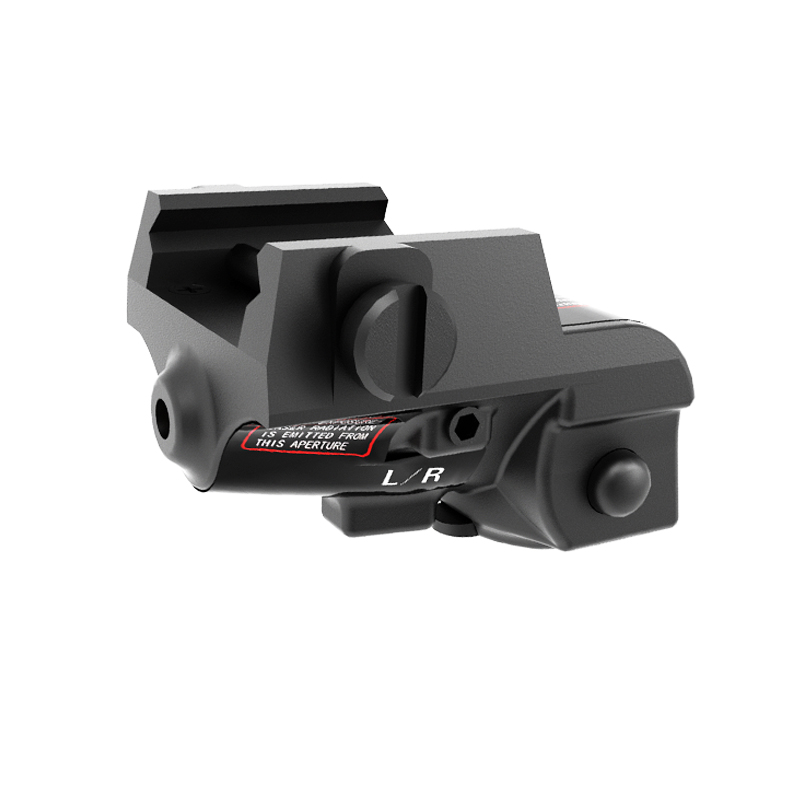 Tactical rechargeable green handgun laser sight for pistol 9mm glock sight laser scope for Walther PPQ Beretta PX4 subcompact-2