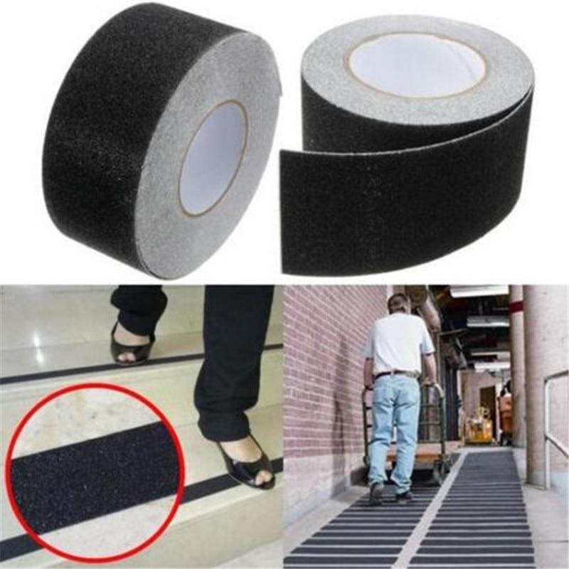 Anti Slip Non Skid Tape High Grip Self Adhesive Stripe Safety Flooring 25MM*1MAnti Slip Non Skid Tape High Grip Self Adhesive Stripe Safety Flooring 25MM*1M